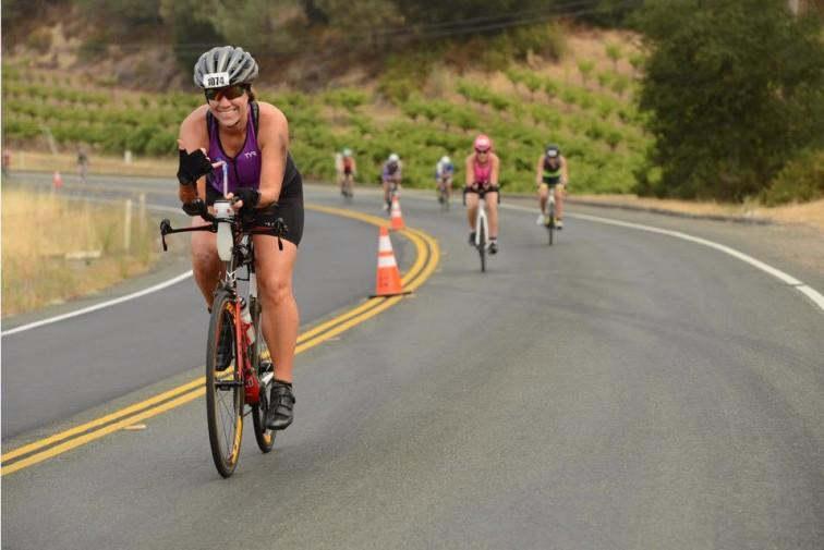 bike ride IMSR 70.3